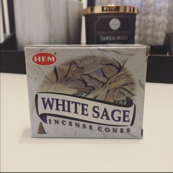 Urban Outfitters Other - White Sage Scented Incense